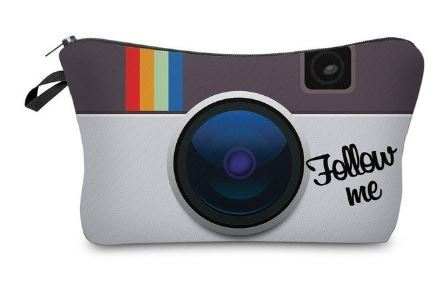 Necessaire Fotokamera Instagram Photo
