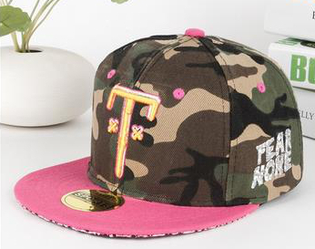 Basecap Camouflage Military Army PINK