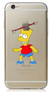 Case iPhone 6 6s Bart