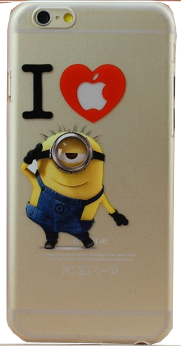 Case iPhone 6 6s Minions
