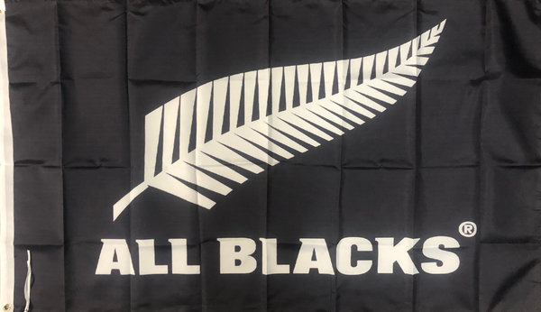 Fahne All Blacks Neuseeland 150 x 90 cm