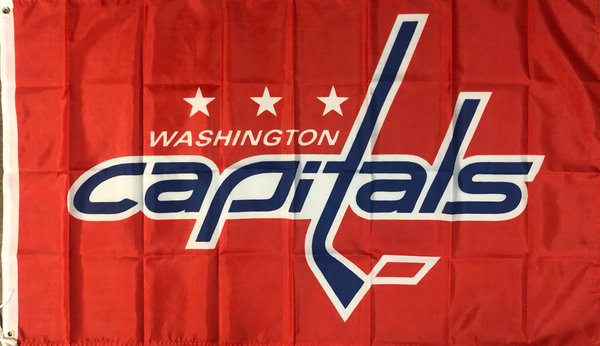 Fahne Washington Capitals 150 x 90 cm
