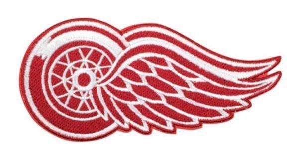 Detroit Red Wings Aufnäher Badge Patch