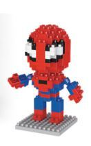 Nano Block Set Spiderman Bausatz Marvel