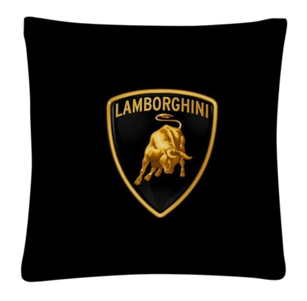 Lamborghini Kissenbezug Pillow Cover